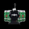 The SUB Black Edition + 4 Heineken