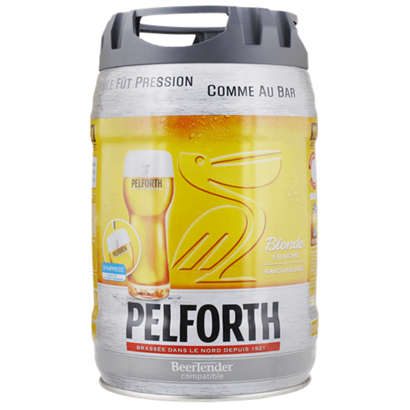 Buy Online Pelforth Blonde 5 8 5l Keg Sub Torp Delivery Worl