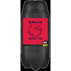 Buy - Gallia West IPA 6,0° TORP - 2L Keg - TORPS