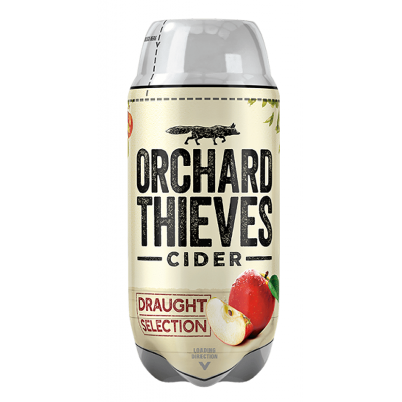 Orchard Thieves Draught Selection 4.5% TORP - 2L Keg