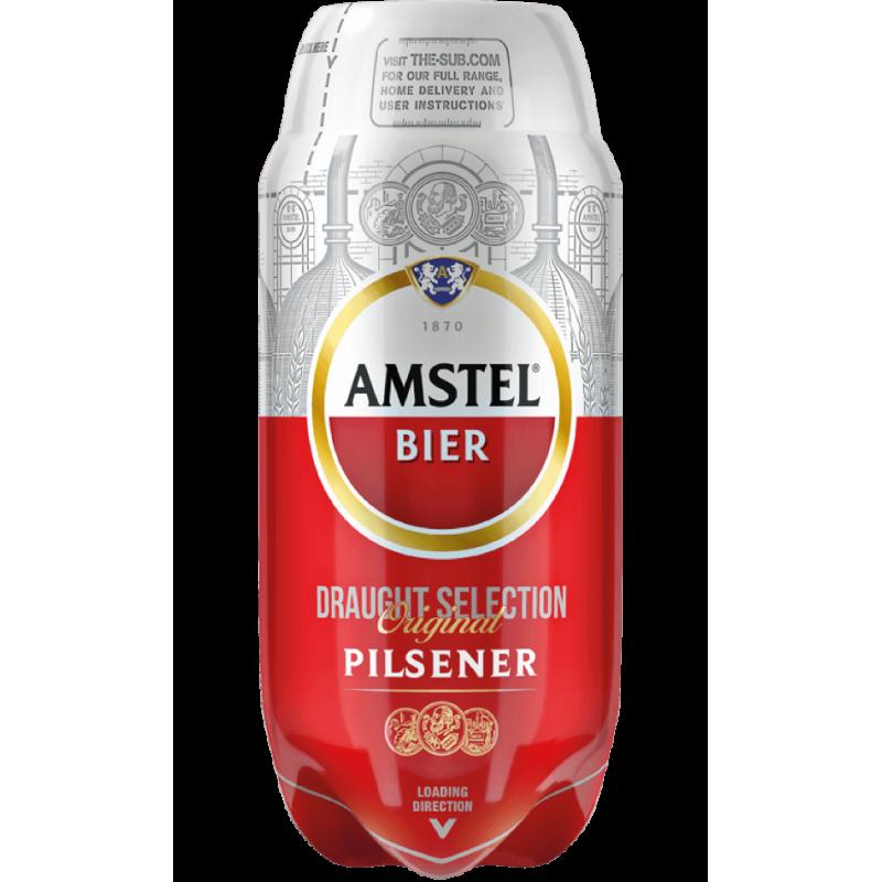 Amstel 5.0% TORP - 2L Keg