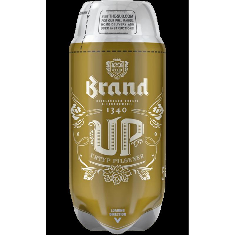 Brand Up 5.5% TORP - 2L Keg
