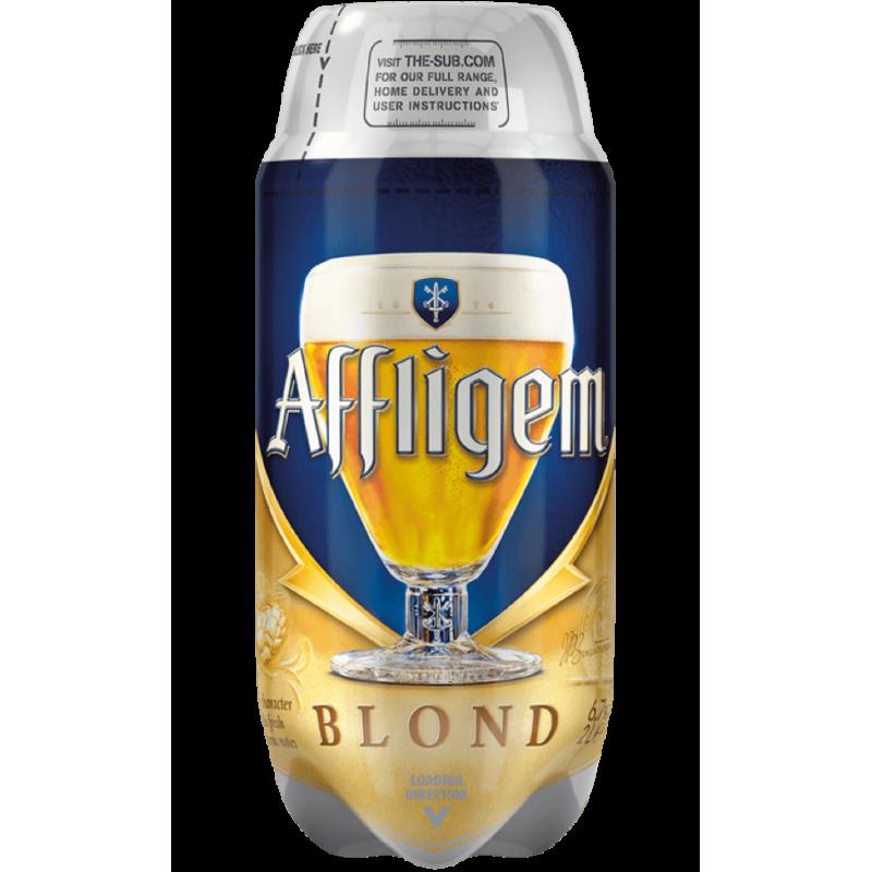 Affligem Blond 6.7% TORP - 2L Keg